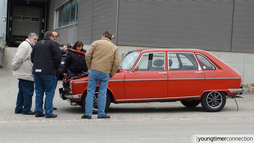 Renault 16 TL | Auch er sorgte für Überraschungen