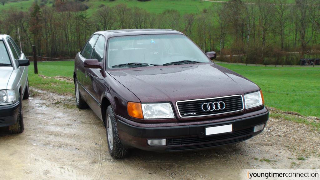 Audi 100 C4 (Baujahr: 1993)