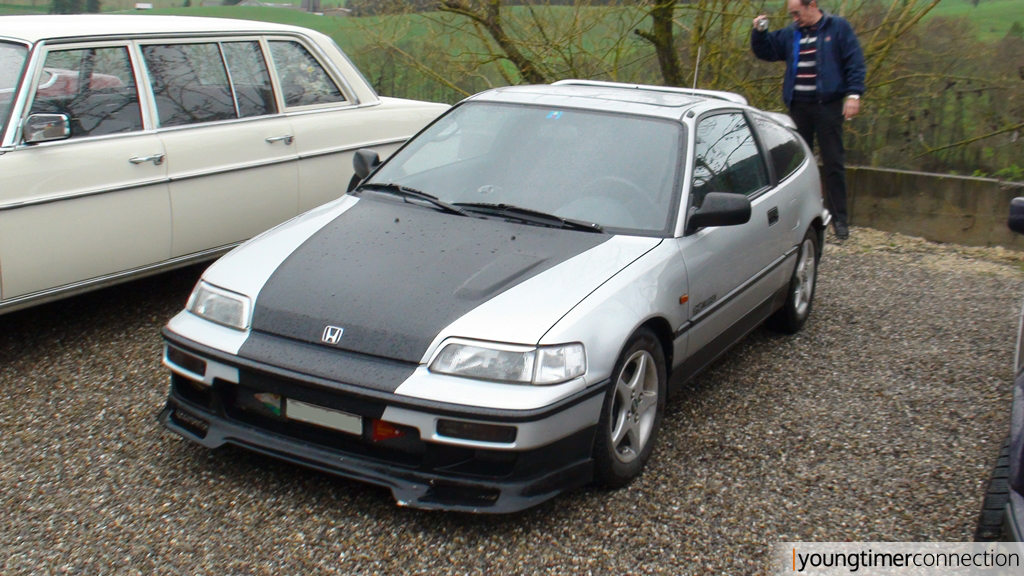 Honda CRX (Baujahr: 1987)