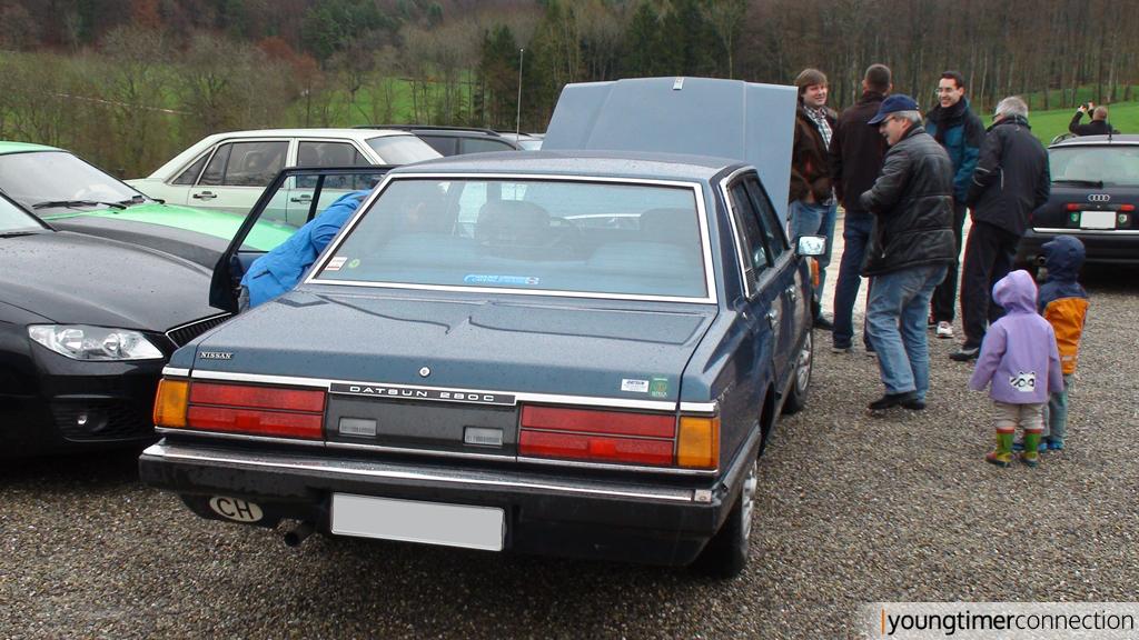 Datsun 280C (Baujahr: 1981)
