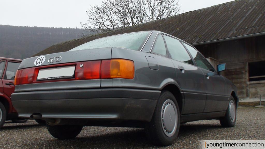 Audi 80 B3 (Baujahr: 1988)