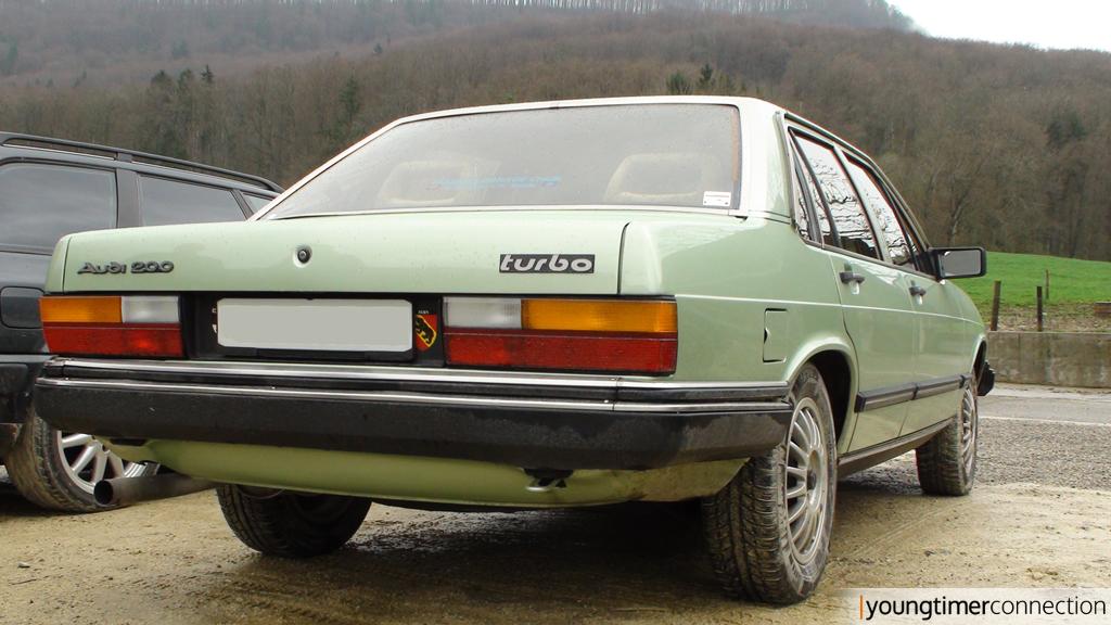 Audi 200 5T (Baujahr: 1980)
