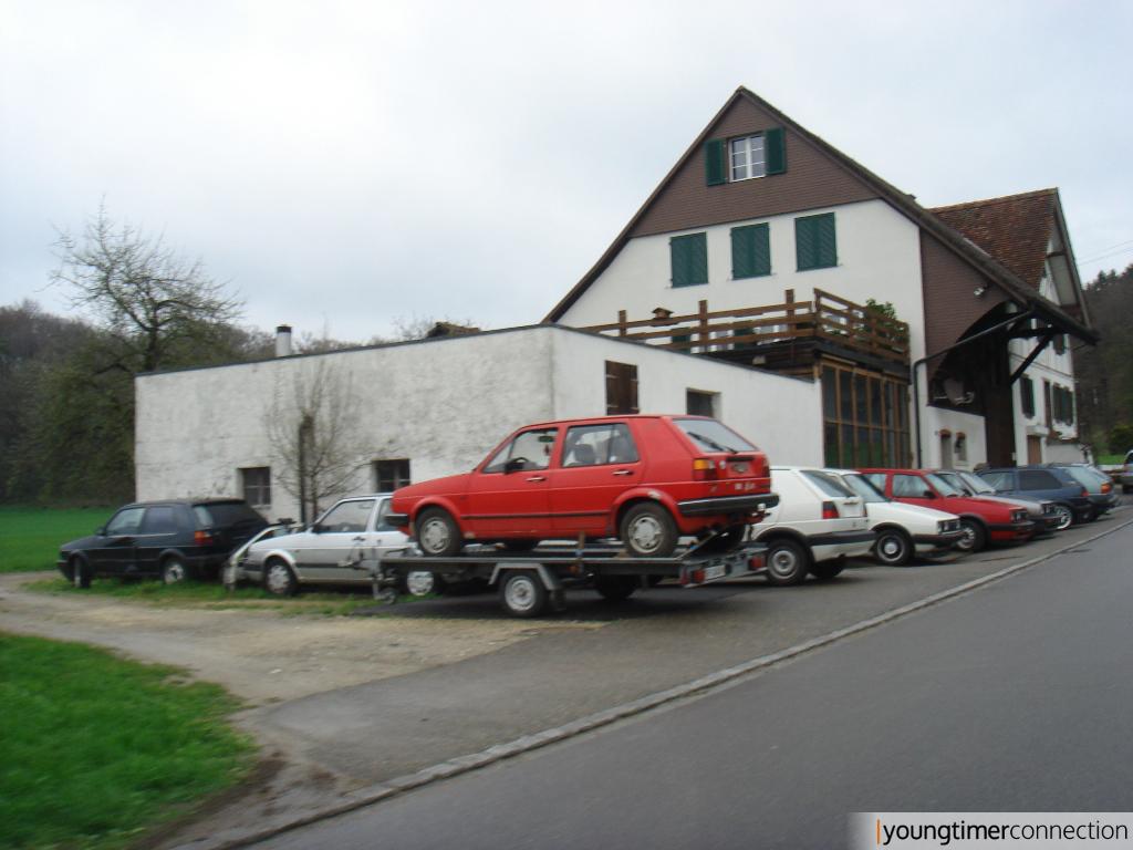 VW Golf II-Spezialist