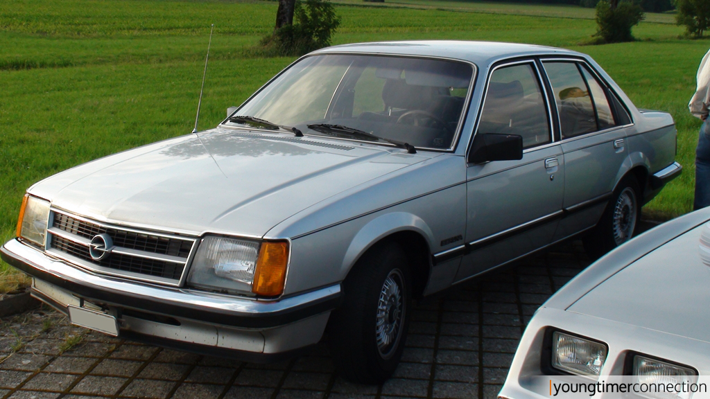 Opel Commodore 2.5 E (1981)