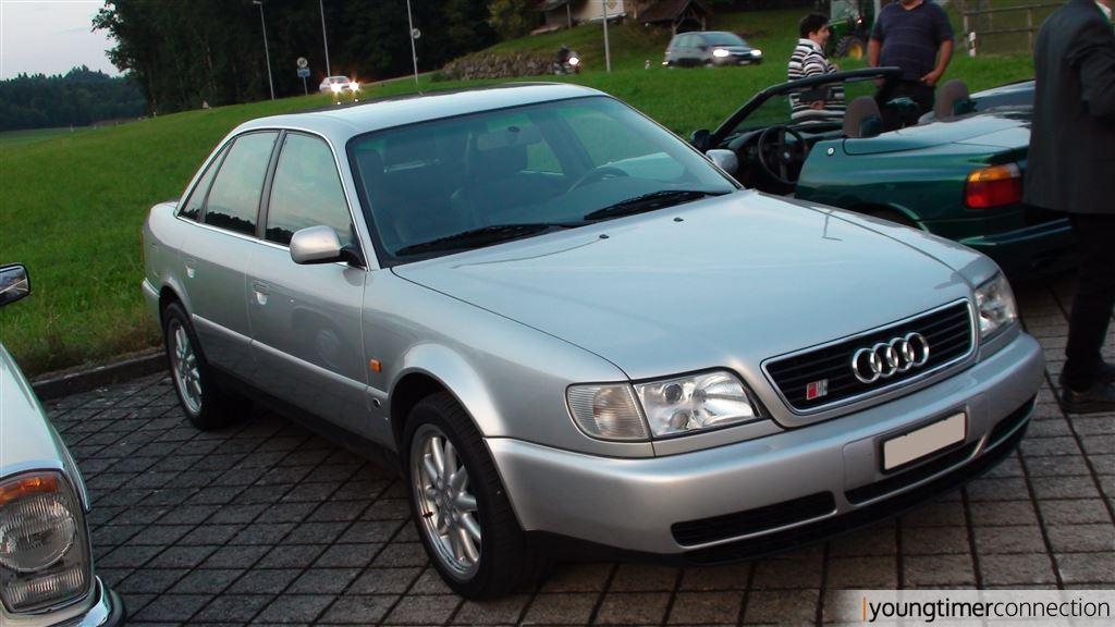 Einer der ersten Audi S6 (1994)