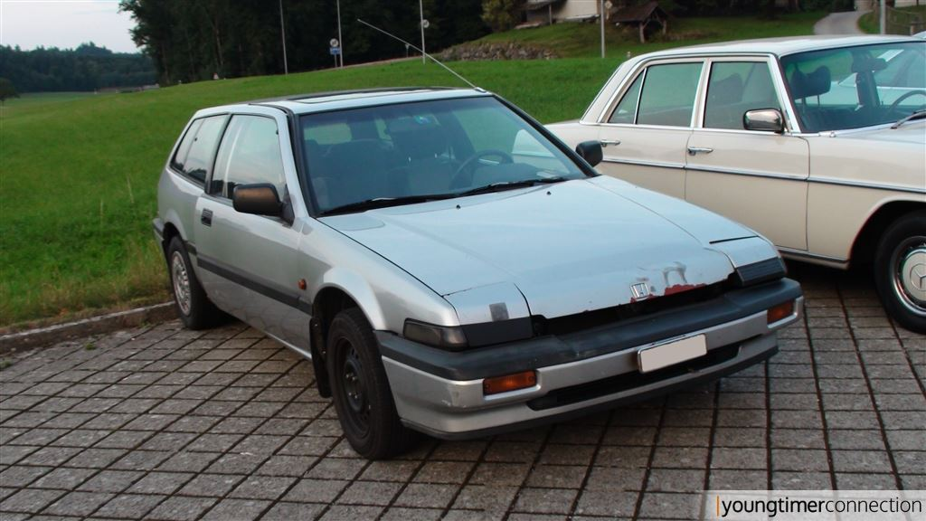 Honda Accord Aerodeck (1987) - 351\'000 km stellten bis anhin kein Problem dar