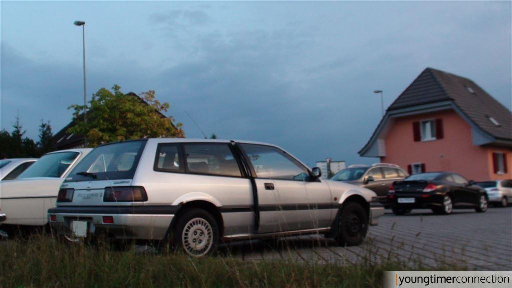 Honda Accord Aerodeck (1987) - und wann hast Du zum letzten Mal einen gesehen?