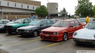 Das FIAT Croma-Team ;)