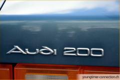 Audi-Youngtimerausfahrt | 21.03.2009